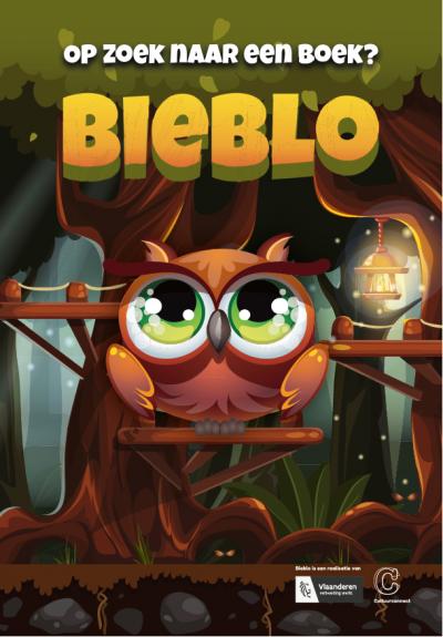 Boekentips voor jeugd met Bieblo